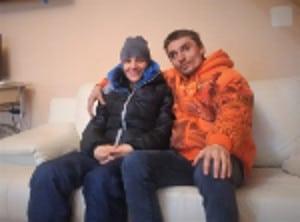 Irina et Razvan Portrait du mois février 2018 - Emmaus Iasi Roumanie