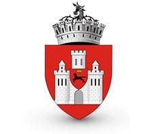 Logo Mairie de Iasi - Emmaus Iasi Roumanie