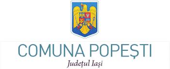 Logo mairie Popesti - Emmaus Iasi Roumanie