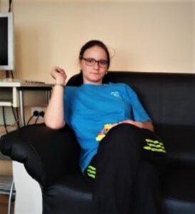 Ioana Portretul lunii iunie 2018 - Emmaus Iasi România