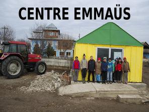 Fondation Un Coup de Main d'Emmaüs Iasi Roumanie - Village Popesti