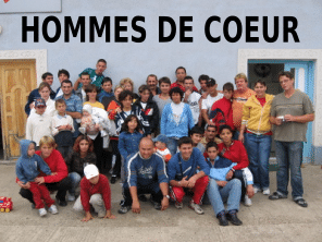 Fondation Un Coup de Main d'Emmaüs Iasi Roumanie - Village Popesti - Accueil de personnes sans-abri