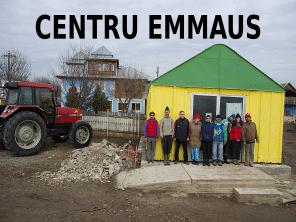 Fundatia Un Coup de Main d'Emmaüs Iasi Romania - Sat Popesti