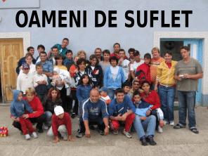 Fundatia Un Coup de Main d'Emmaüs Iasi Romania - Sat Popesti - Fundația Emmaus primește persoane fără adăpost într-o fermă situată în satul Popești
